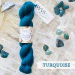 Wensleydale Turquoise 392