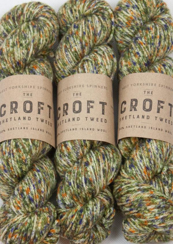 The Croft Tweed Mossbank