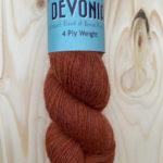 Devonia 4ply Amber Blaze