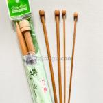 ChiaoGoo Bamboo single pointed