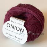 Onion Organic Cotton Bordeaux 149