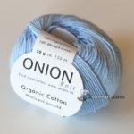 Onion Organic Cotton Lys Bla 133