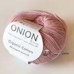 Onion Organic Cotton Lys Rod 131