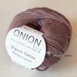 Onion Organic Cotton Pudder Rosa 126